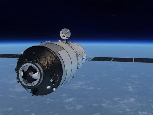 Chinesische Astronauten erreichten neue Raumstation