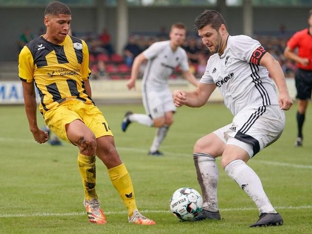 SC Spelle-Venhaus beim Test gegen Neuenkirchen in Torlaune