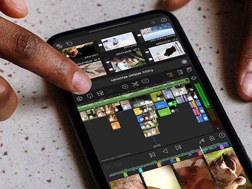 Ausnahme-App LumaFusion: Videoschnitt-Umgebung jetzt in Version 3.0