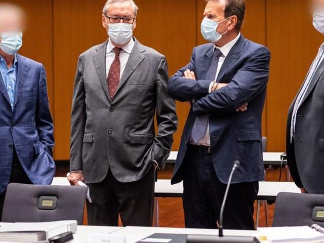 Strafprozess: Betriebsratsgehälter: VW-Manager freigesprochen