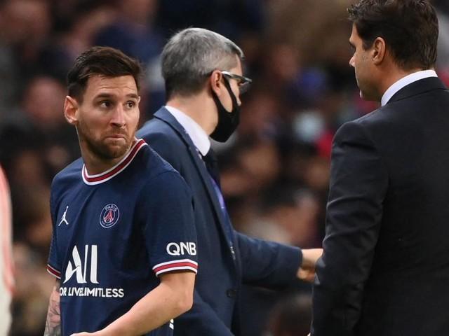 """Debatte um Messi-Auswechslung: """"Ich muss entscheiden"""""""