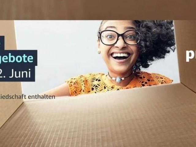 Anzeige: Amazon Prime Day: Um Mitternacht starten die ersten Angebote - jetzt schon Amazon Geräte mit bis zu 50% Rabatt shoppen