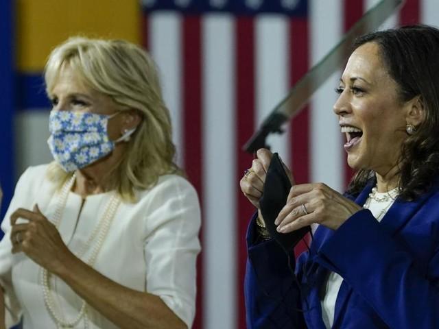 Kamala Harris, Jill Biden und das neue Frauenbild im Weißen Haus