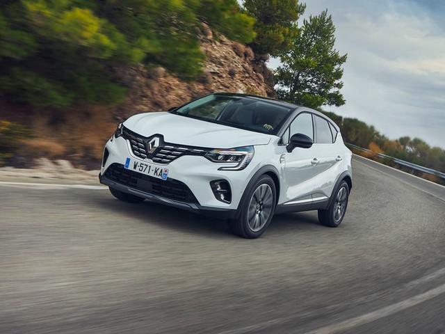 Renault Captur im Fahrbericht: Geschmeidiges Fahrwerk