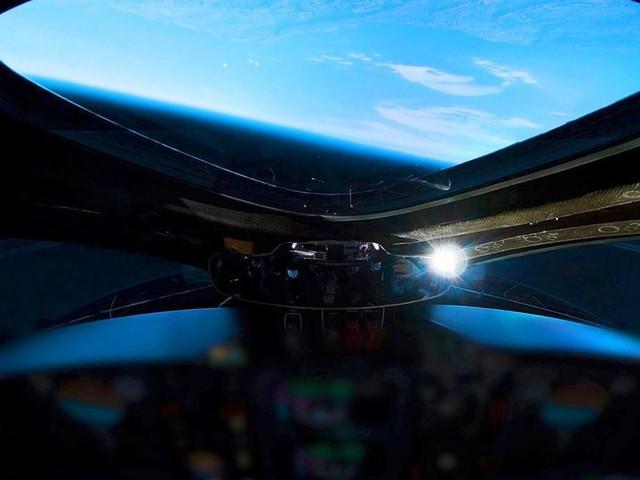 Raumschiff von Virgin Galactic erreicht erstmals den Weltraum