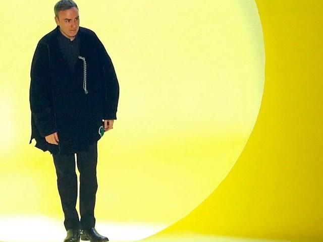 Designer Raf Simons geht zu Prada