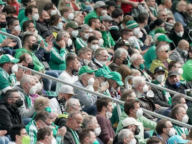 Rückkehr der Fans: Ab 1. Juli sind wieder volle Stadien erlaubt