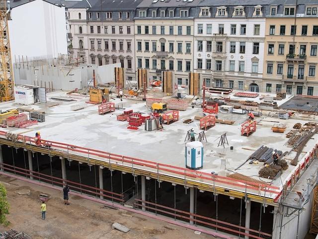 Zweites Quartal: Die deutsche Wirtschaft schrumpft