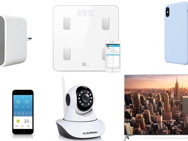 Amazon Blitzangebote: iPhone X Hüllen, AirPods Zubehör, Echo Dot, Osram Smart+ Plug, 4k Actioncams, Anker Zubehör und mehr