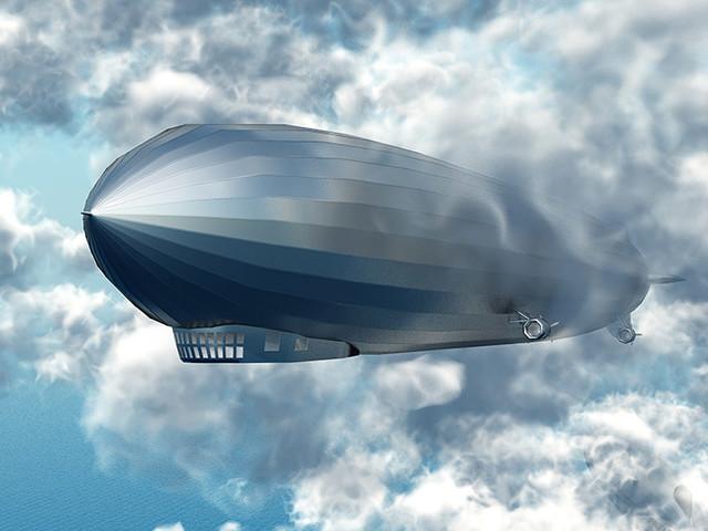 Dossier - Luftschiffe – zurück in die Zukunft