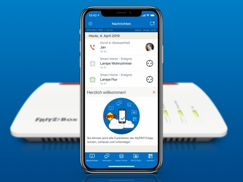 Update für beliebte FritzBox-App: So sperren Sie unerwünschte Anrufer