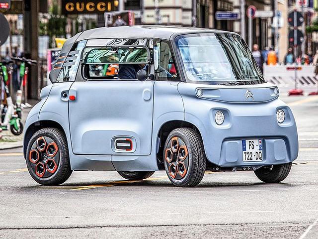 E-Auto, Mini-E-Autos, Kleinstwagen: AM-Führerschein, Fahranfänger Was taugen die elektrischen Cityflitzer für die Innenstädte?