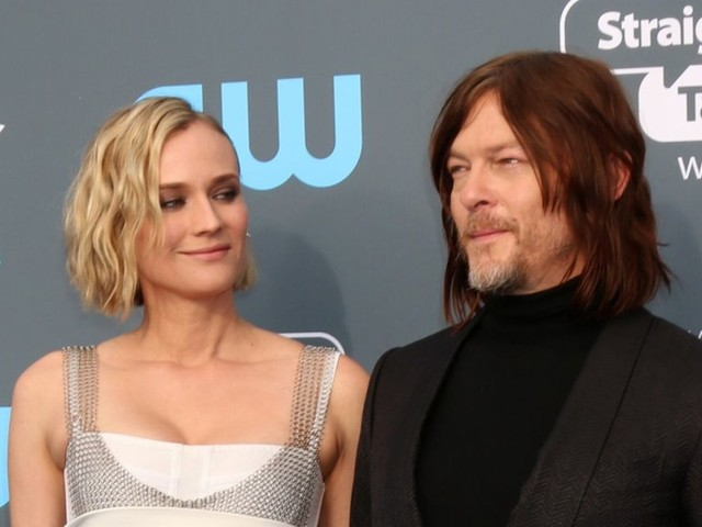 Diane Kruger: Heimliche Verlobung mit Norman Reedus?