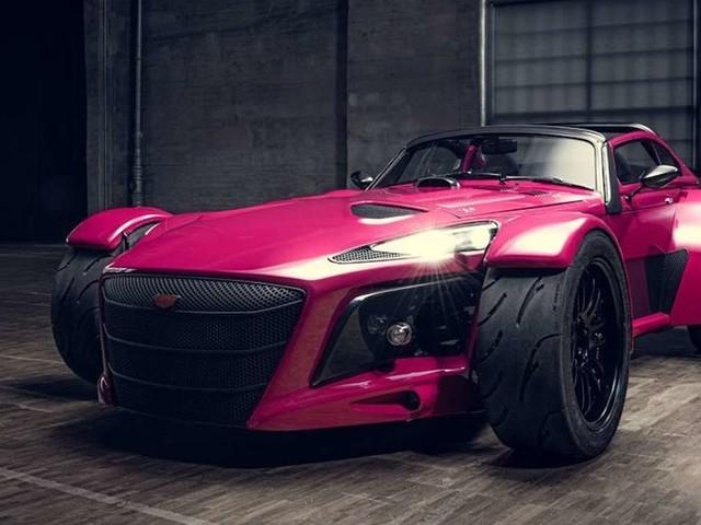 Donkervoort D8 GTO Individual: Extreme Beschleunigung, extremer Preis