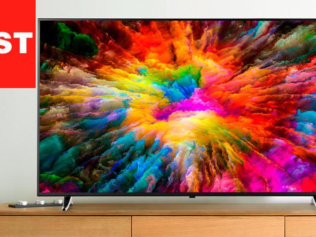Bald bei Aldi: 65-Zoll-TV mit UHD für 699 Euro – der Test!