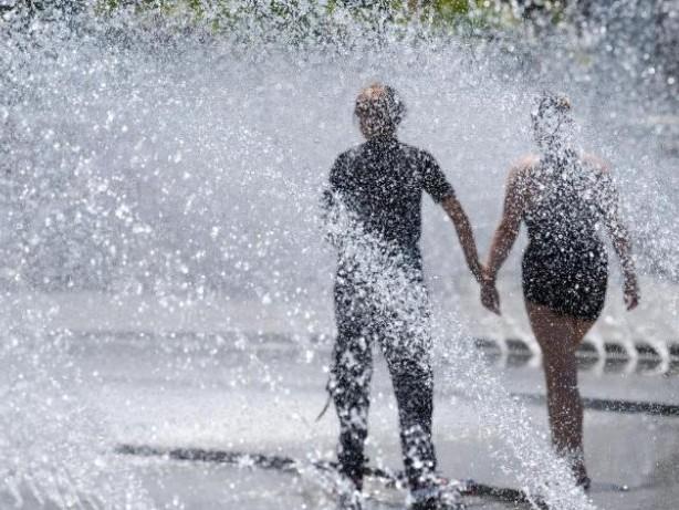 Umwelt: Studie: Klimawandel macht Wetterereignisse extremer