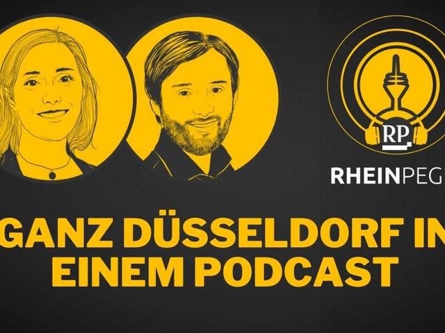 """Düsseldorf-Podcast """"Rheinpegel"""": Was die Landeshauptstadt bewegt - jede Woche zum Hören"""