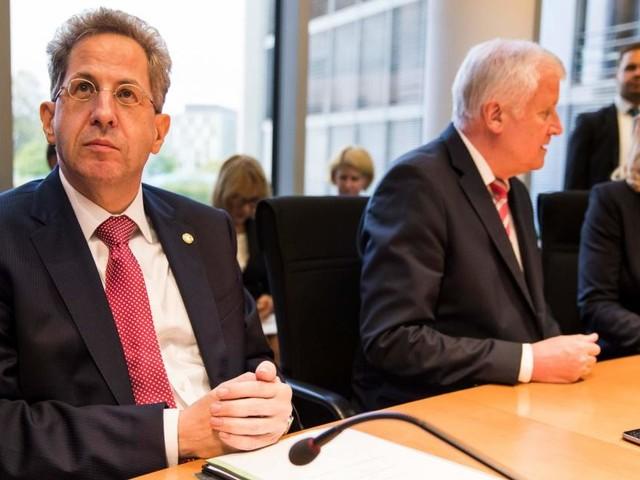 Chemnitz-Debatte: Rückzug Maaßens vorerst abgewendet