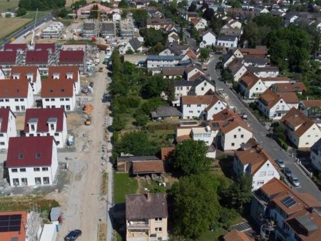 Preisanstieg bei Immobilien so stark wie seit Jahren nicht