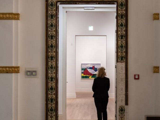 Ost-West-Schau: «The Cool and the Cold» im Berliner Gropius Bau