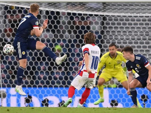 EM 2021: Modric-Traumtor rettet Kroatien ins Achtelfinale, England möglicher Deutschlandgegner