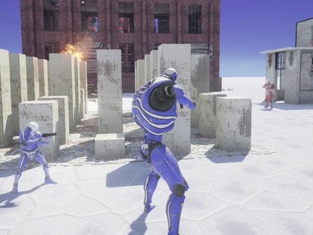 Morphies Law: Teambasierter Körpermasse-Transfer-Shooter erscheint auch für Switch