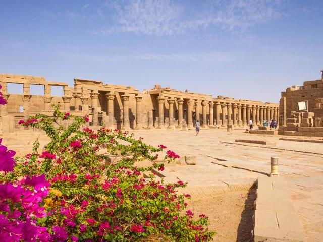 So rochen die Tempel der Pharaonen
