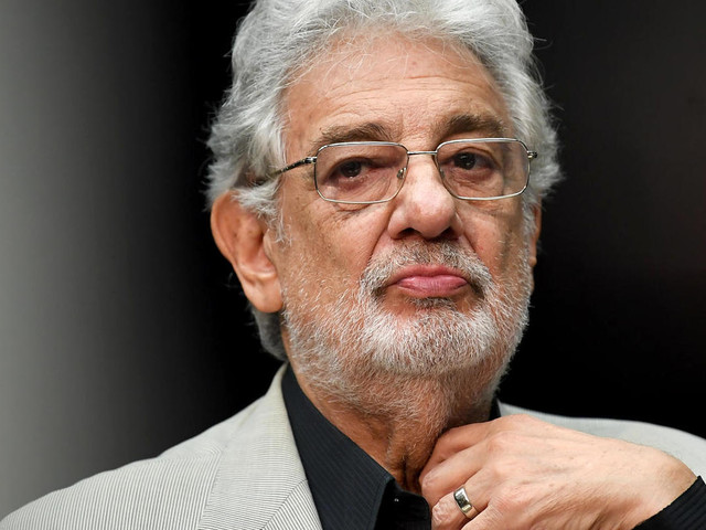US-Opernhäuser sagen Konzerte mit Placido Domingo ab
