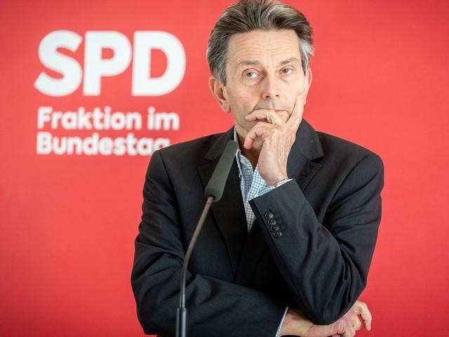 SPD: Rolf Mützenich droht Aufstand in der Fraktion