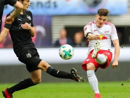1:0 gegen Stuttgart: Leipzig siegt mal ohne Vollgas