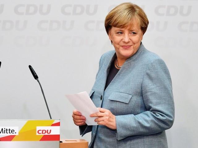 Merkel will mit SPD im Gespräch bleiben
