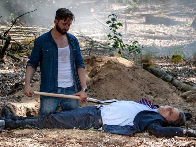 Beim GZSZ-Dreh begraben: So war es für Wolfgang Bahro