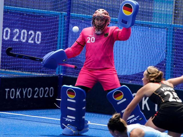 Olympische Spiele 2021: Deutsche Hockey-Frauen scheitern an Argentinien