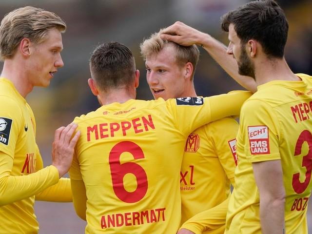 Fußball-Oberliga: Ex-Meppener Leonard Bredol kommt nach Spelle