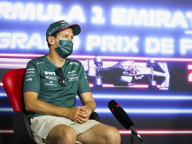 In Frankreich fühlt sich Sebastian Vettel plötzlich wieder wohl