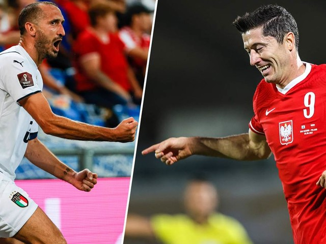 Kompakt: Italien stellt Weltrekord auf - Lewandowski trifft doppelt für Polen