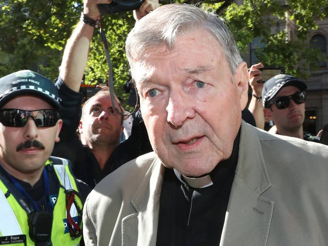 Nach Missbrauchsurteil: Inhaftierter Kardinal Pell geht abermals in Berufung