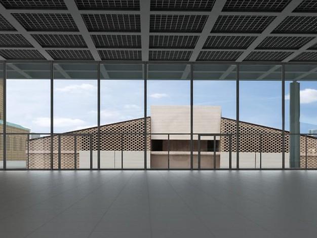 Neue Illustrationen : Architekt Braunfels befeuert kritische Debatte ums Kulturforum