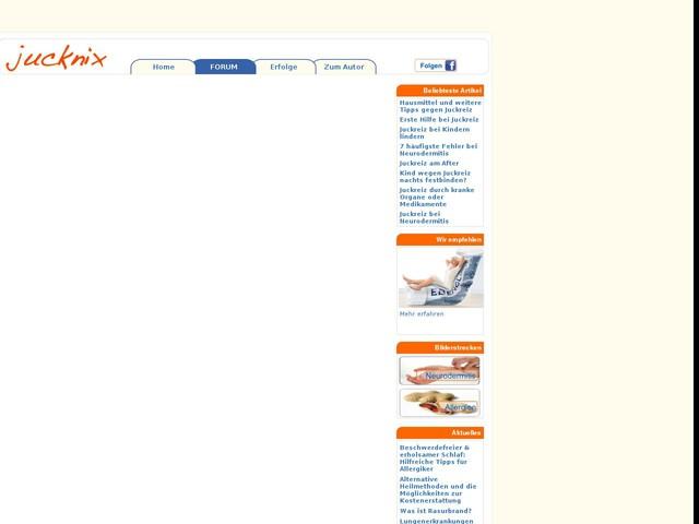 Hausmittel gegen Juckreiz | Haut- und Allergie-Portal jucknix