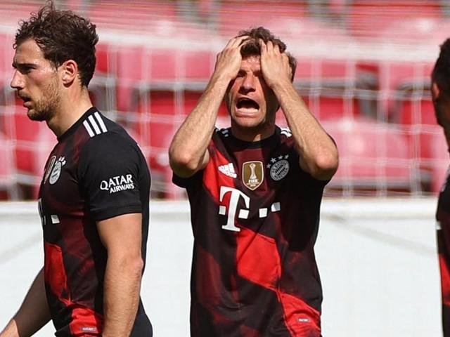 Niederlage in Mainz: Bayern verschiebt die verfrühte Meisterfeier