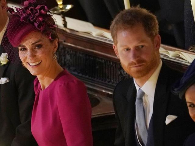 Enthüllt: Wie William und Kate Prinz Harry heimlich unterstützen