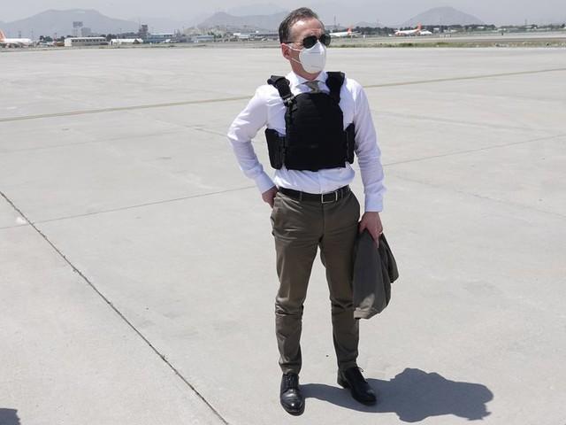 Bundesaußenminister Maas in Afghanistan: Reise in die Ungewissheit