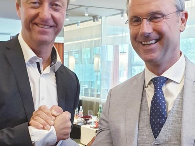 Blaue Hoffnung auf ein Plus bei der Landtagswahl