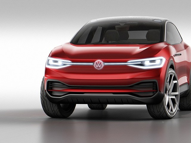 VW I.D. Crozz: Elektroauto soll bis 2020 in Serienproduktion gehen