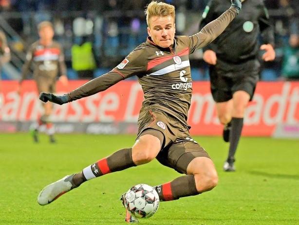 Zweite Bundesliga: Florian Carstens ist der stille Überflieger des FC St. Pauli