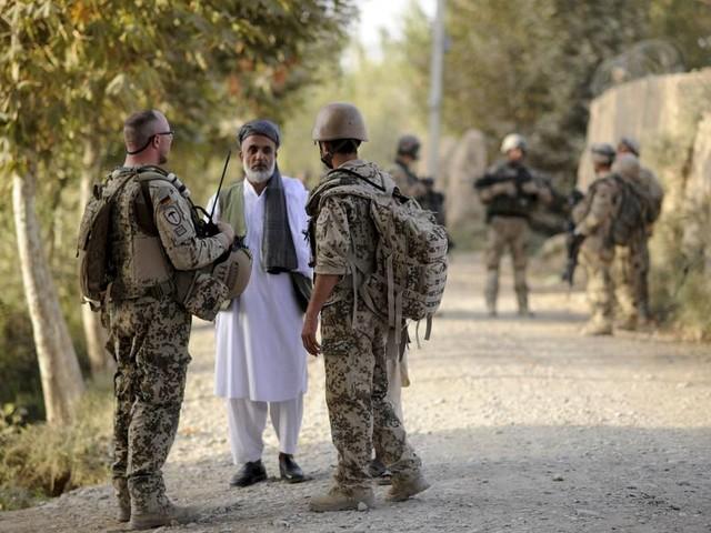 """""""Humane Verantwortung"""": Deutschland nimmt mehr afghanische Helfer auf"""