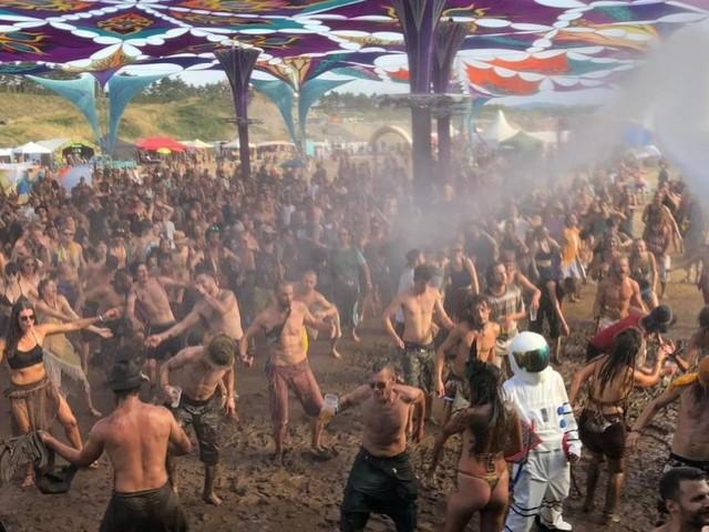 100 Drogenlenker nach Flow-Musik-Festival aus dem Verkehr gezogen