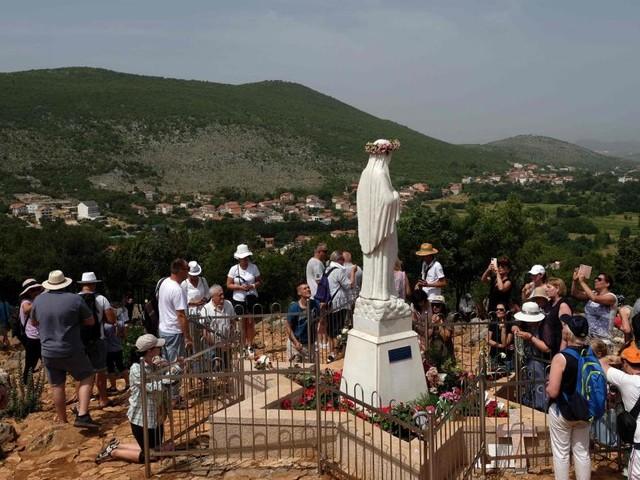 Vermisste Österreicherin bei Pilgerstätte in Bosnien lebend gefunden