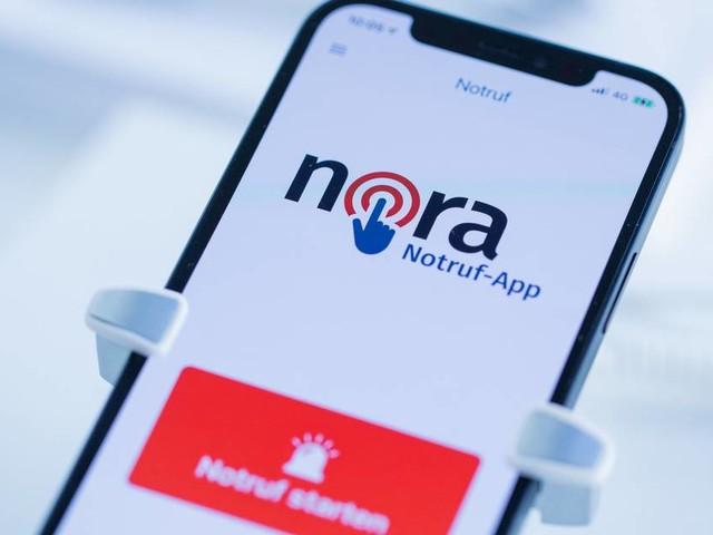 """App """"Nora"""" jetzt verfügbar: Die Zukunft des Notrufs?"""