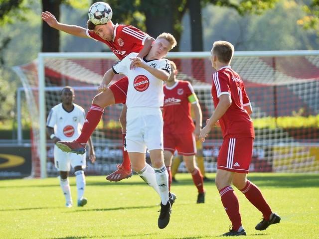 Ankums Fußballer bestreiten das erste Pflichtspiel des Jahres